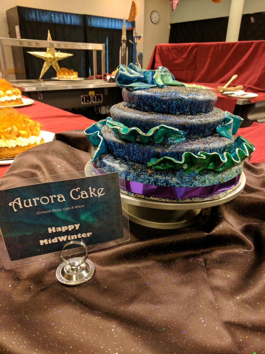 Aurora Cake